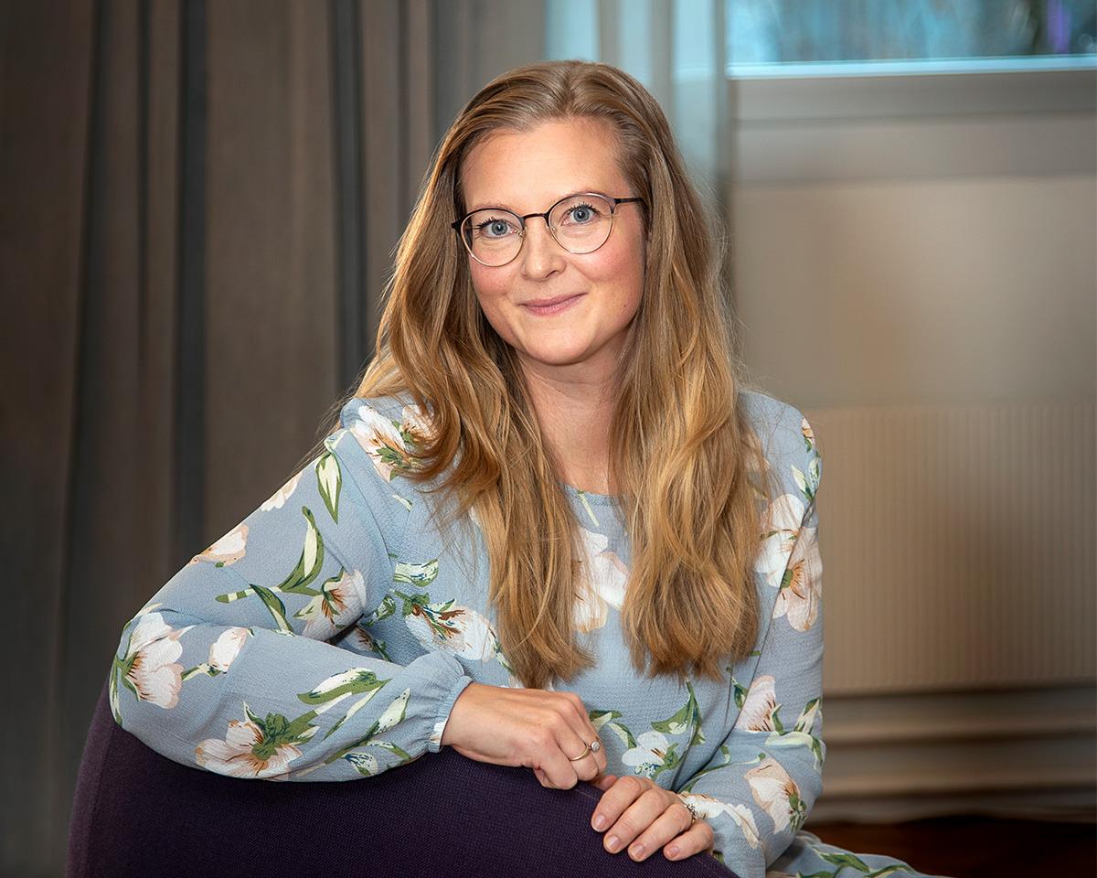 Andrine Skjeldrum Elgvang